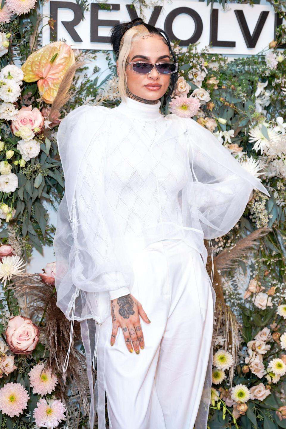 Kehlani Wows Everyone at New York Fashion Week - of Course She Does!