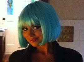 Amy Childs Shows Off New Hairstyle