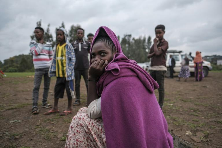 Refugees have been caught in the crossfire in the Tigray conflict