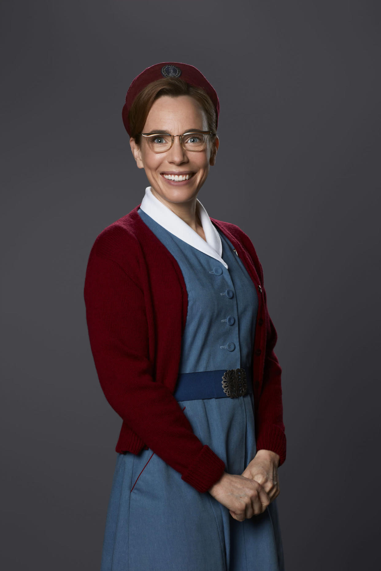 Laura Main as Shelagh Turner (Nealstreet Productions/Sophie Mutevelian/BBC/PA)
