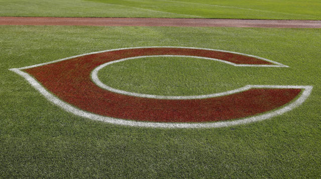 """Three <a class=""""link rapid-noclick-resp"""" href=""""/mlb/teams/cin"""" data-ylk=""""slk:Cincinnati Reds"""">Cincinnati Reds</a> minor league players were involved in a car accident in the Dominican Republic on Saturday that left one dead and another in critical condition. (Tim Warner/Getty Images)"""