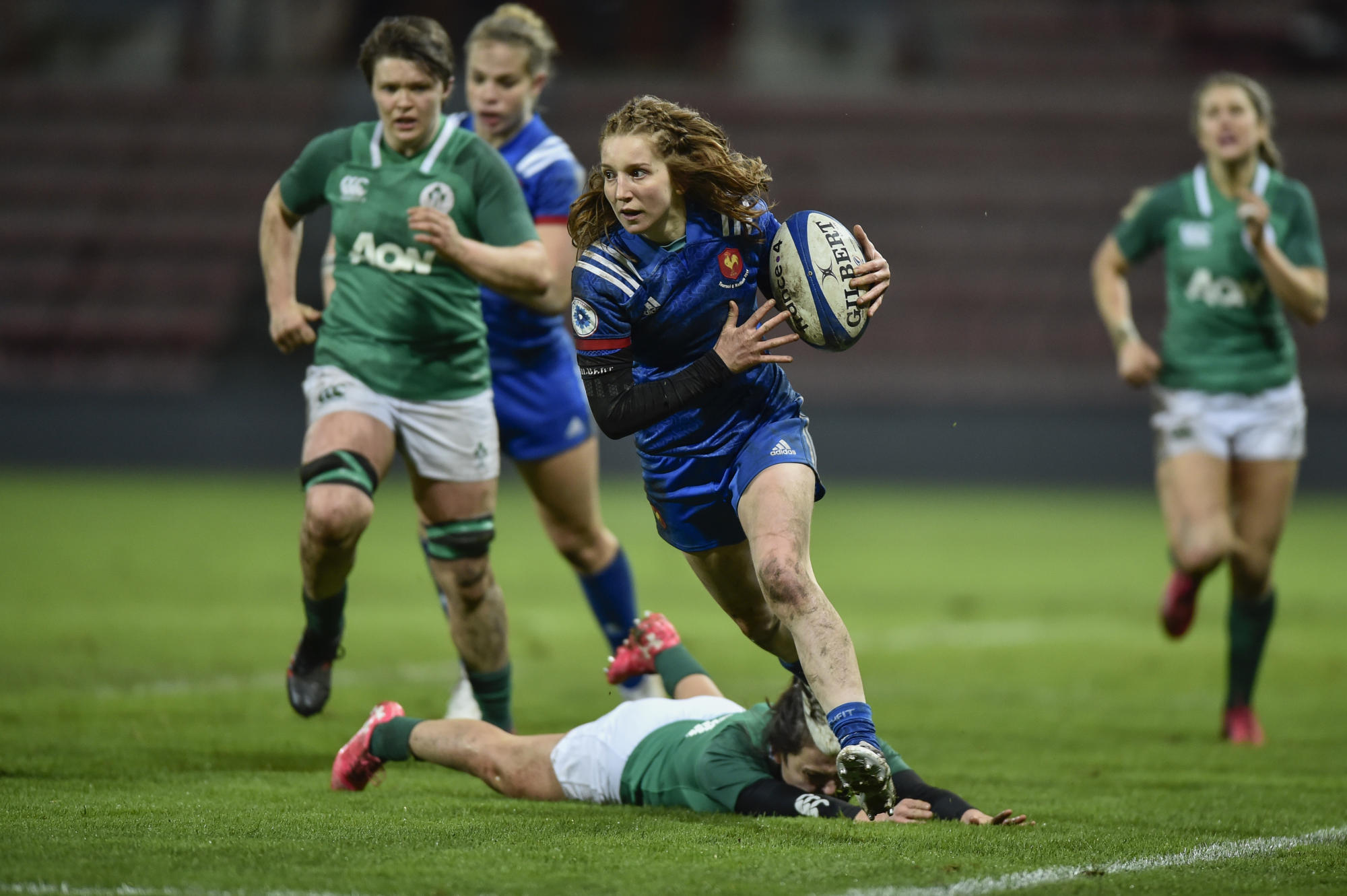 Ones to watch as Ireland host France in the Women's Six Nations