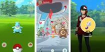 """<p>Even though the <em>Pokémon Go </em>phenomenon has died down, Pikachu and the rest of the gang are still trendy thanks to the latest <a href=""""https://www.youtube.com/watch?v=bILE5BEyhdo"""" rel=""""nofollow noopener"""" target=""""_blank"""" data-ylk=""""slk:film adaptation"""" class=""""link rapid-noclick-resp"""">film adaptation</a>. Get your whole gang together and go as Squirtle, Charizard, Eevee, and even Jesse and James.</p>"""