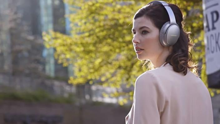 Active noise cancellation makes it possible to concentrate while your roommates watch Tiger King for the third time this week