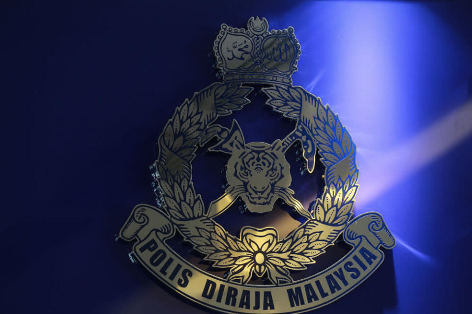 Brickfields police chief Assistant Commissioner Anuar Omar said investigations found that the 27-year-old inspector had been off-duty at the time of the incident. — Picture by Ahmad Zamzahuri