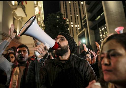 Lebanese protesters have been on the streets since October to demand a full overhaul of the government