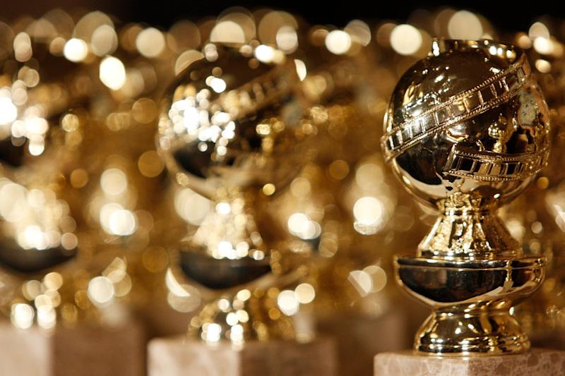 Live: Nominations are coming in for the 76th annual Golden Globe Awards: AP