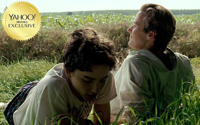 """<p>Call <a href=""""https://www.yahoo.com/movies/tagged/luca-guadagnino"""" data-ylk=""""slk:Luca Guadagnino"""" class=""""link rapid-noclick-resp"""">Luca Guadagnino</a>'s coming-of-age love story a major awards contender. In '80s-era Italy, 17-year-old Elio (Timothée Chalamet) enjoys a formative affair with a visiting grad student (<a href=""""https://www.yahoo.com/movies/tagged/armie-hammer"""" data-ylk=""""slk:Armie Hammer"""" class=""""link rapid-noclick-resp"""">Armie Hammer</a>). 