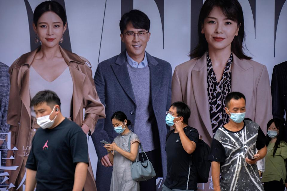 APTOPIX Virus Outbreak China (Copyright 2021 The Associated Press. All rights reserved)