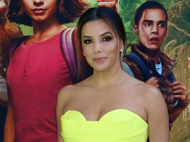 Eva Longoria denies feuding with Desperate Housewives co-stars