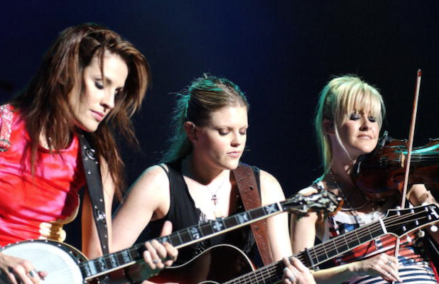 The Chicks Say They Almost Changed Name to 'MEN' or 'Puss 'n Boots' (Video)