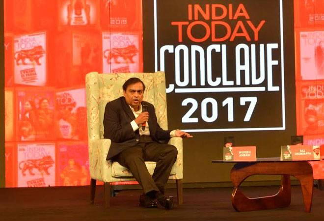 Before coming back to India, I wanted to work at World Bank: Mukesh Ambani