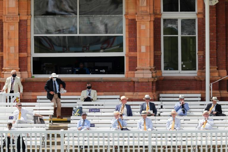 Just over 6,500 spectators were allowed back to watch England play cricket for the first time since September 2019 in the first Test against New Zealand at Lord's after being barred all last year due to the coronavirus pandemic