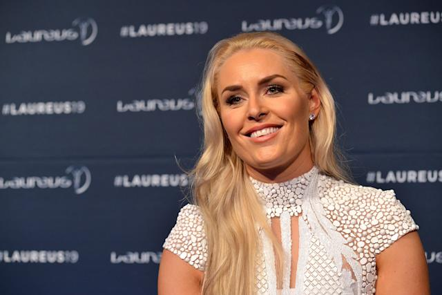 Lindsey Vonn knows her future is bright, even if she's already going crazy in retirement. (Photo by Christian Alminana/Getty Images for Laureus)