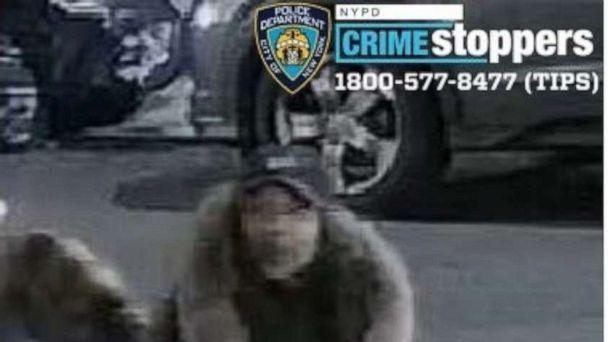 PHOTO: The New York City Police Department released an image of a woman who is suspected of slashing a mother across the face with a knife on Tuesday, Jan. 28, 2020, after the victim's child threw up on a bus in Brooklyn, New York. (New York City Police Department)
