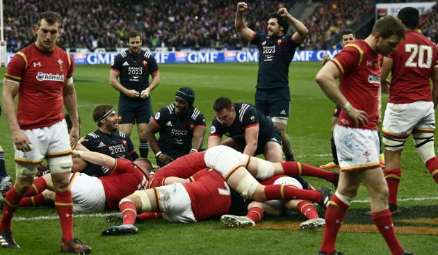 France-Galles sur une fausse note — Rugby