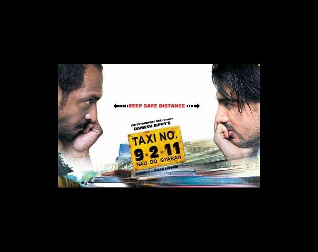 "Taxi No. 9211 was the tale of an angry taxi driver and his equally angry passenger. As the edgy drama opened, Bappi Lahiri's trademark vocals gave us an honest tribute to the City of Gold. Complaining about the 'housefull footpaths' of the city, the song captured the essence of Bombaii Nagariya brilliantly by comparing it to an addiction – ""Utar gayi ragon toh nasha hai..."""