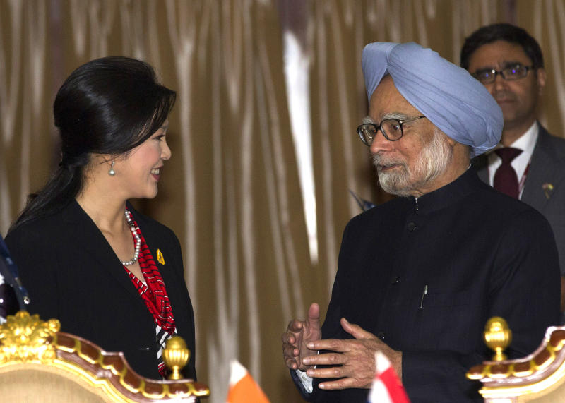 Indian PM in Thailand to strengthen bilateral ties