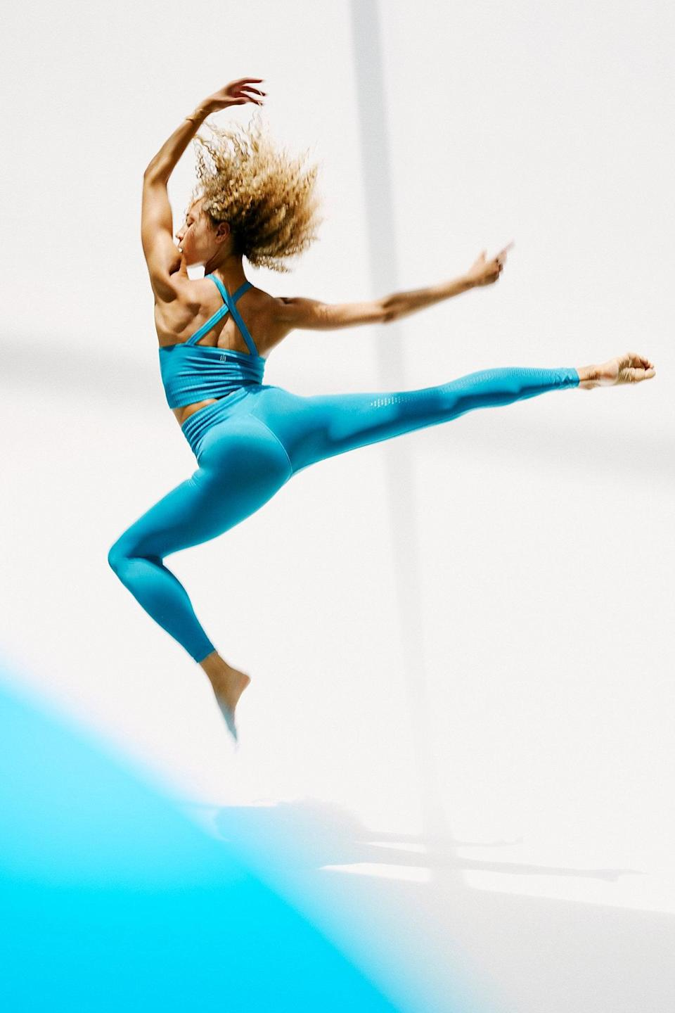 <p>These ultraflattering <span>FP Movement High-Rise 7/8 Length Good Karma Leggings</span> ($78) come in so many cute colors.</p>
