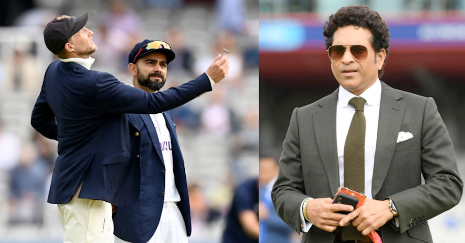 England Opting To Bowl First At Lord's Wasn't An Ideal Decision, States Sachin Tendulkar