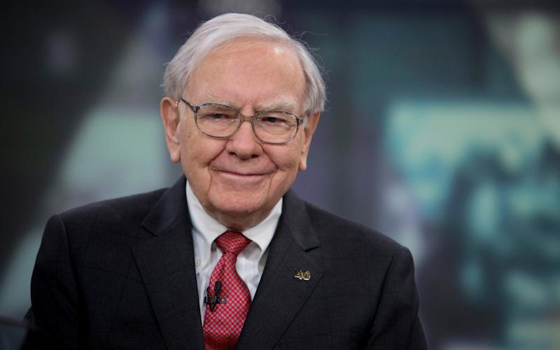 Warren Buffett has been cutting down on his commitments in recent years - Bloomberg News