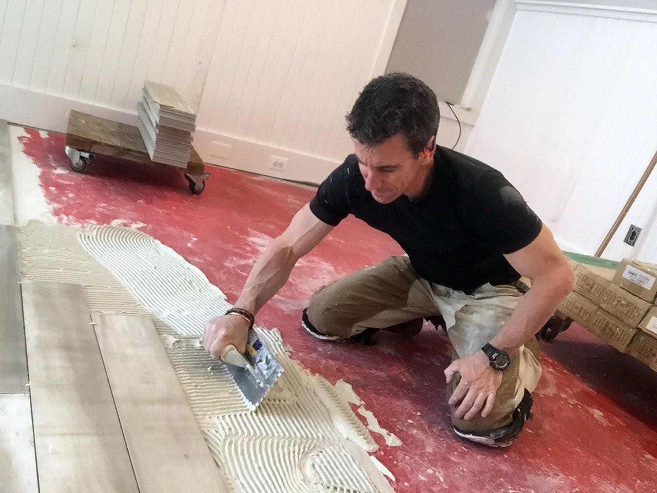 <p>Tackling a tile job may seem intimidating for first time DIYers, but these tips will help you every step of the way.</p>
