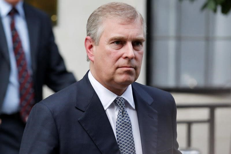 UK media: Prince Andrew's sex claims rebuttal a PR disaster