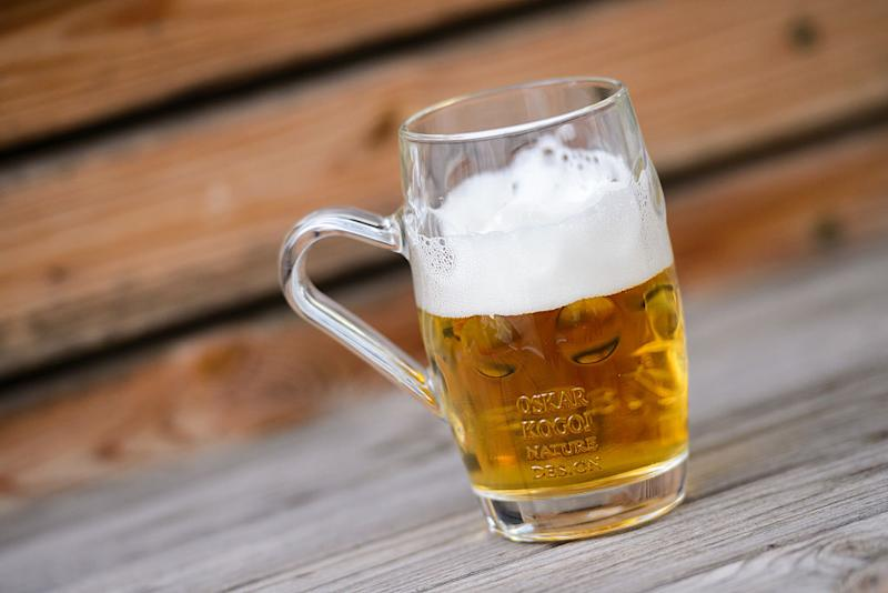 This type of beer could actually be GOOD for your liver