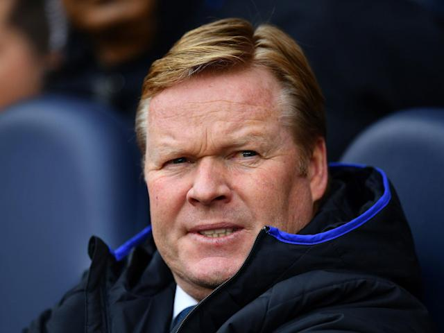 Everton have endured a nightmare fortnight: Getty