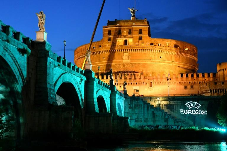 Rome is one of the 12 host cities for next summer's Euro 2020