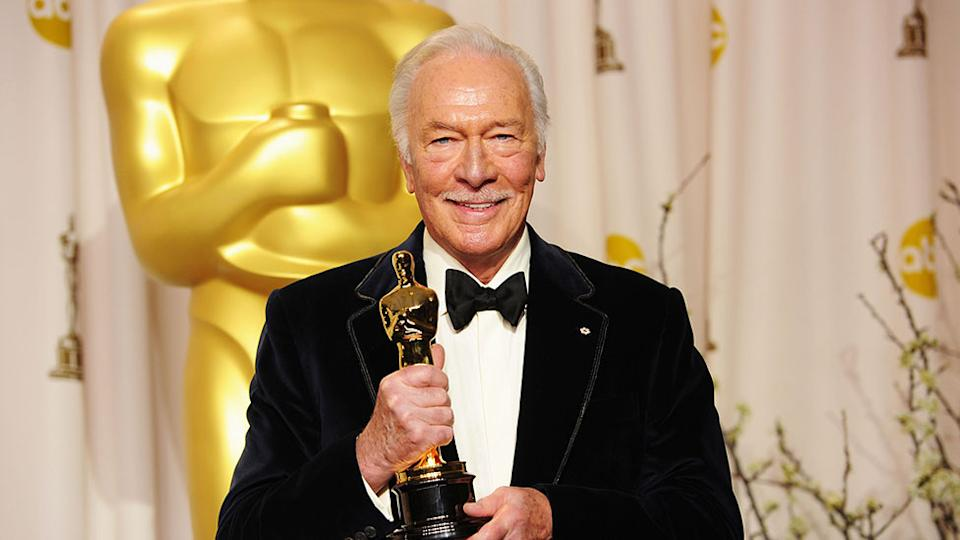 Award-winning actor Christopher Plummer, best known for roles in The Sound of Music and more recently Knives Out, has died aged 91. Photo: Getty