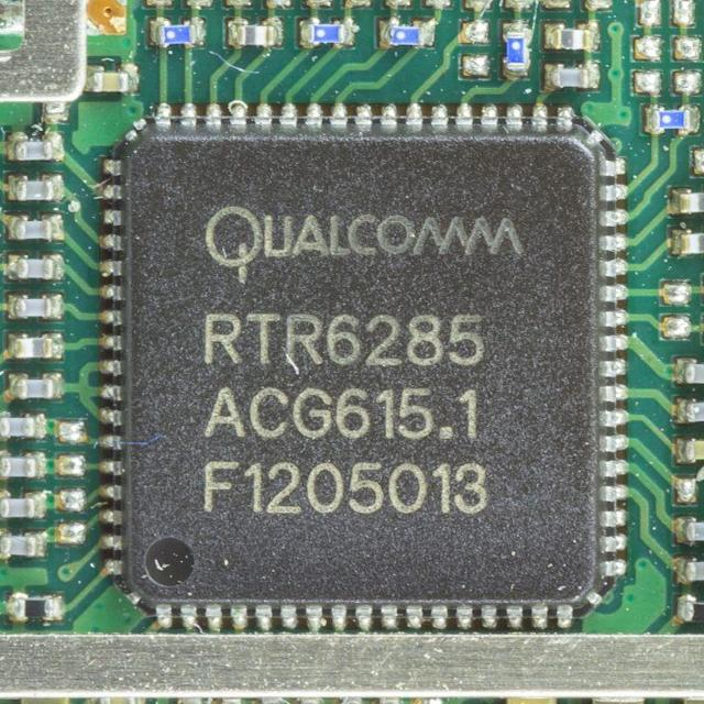 Qualcomm's CEO believes this case will settle out of court.