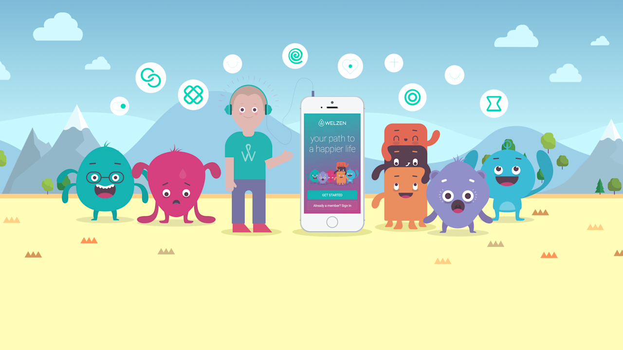 """<p>One guided meditation appto keepin your pocketis <a rel=""""nofollow"""" href=""""http://welzen.org/"""">Welzen</a>, the app that offers everything from5 minute sessionsto lunch break-sized calm-downs. Each cuddly-looking creature corresponds to a targeted area for meditation, from stress relief to enhanced relationships and improved creativity.</p><p>Plus, the app does much to teach you about the science behind meditation and how it alleviates certain mental stressors, which makes it a great one for beginners who are just getting into breathing exercises.</p>"""
