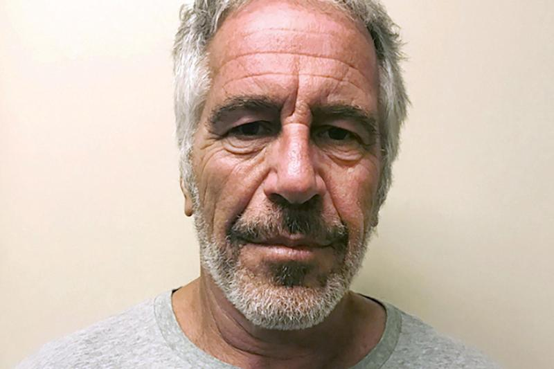 Jeffrey Epstein is the subject of a new documentary by Lifetime: New York State Sex Offender Registry via AP