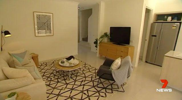 Metricon's HomeSolutions offers new homes at a series of land estates. Photo: 7 News