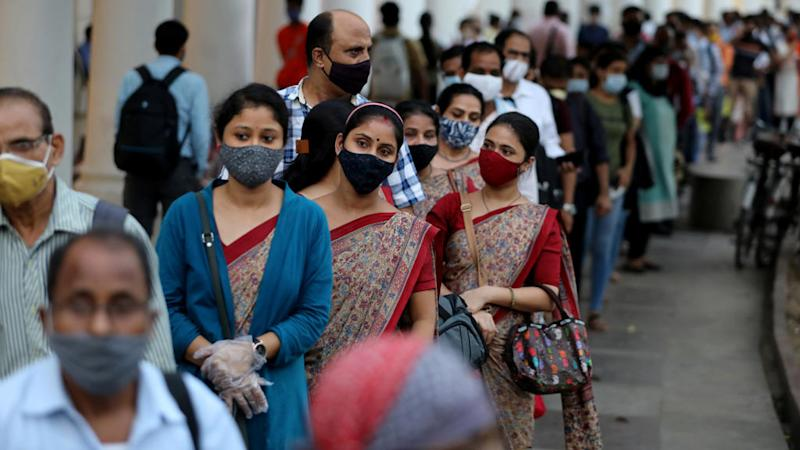 India coronavirus cases surpass 5 million as hospitals struggle to find oxygen