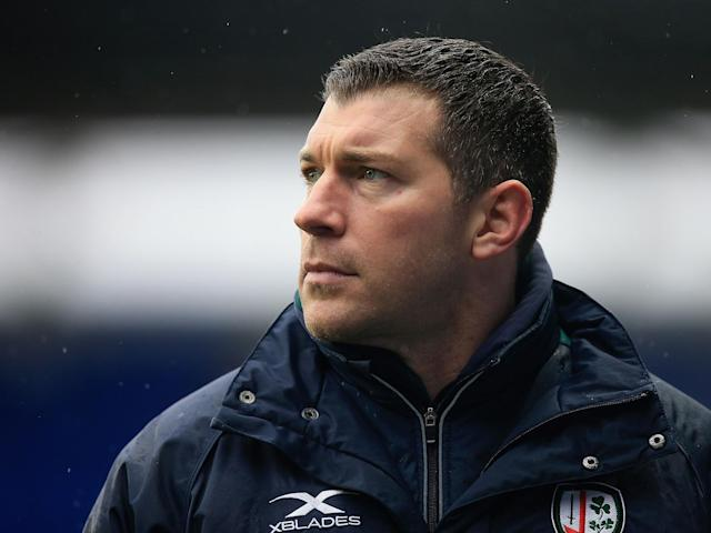 Director of rugby Nick Kennedy leaves London Irish amid coaching shake-up
