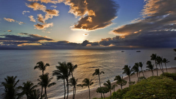 family vacations with baby or toddler: hawaii (Bart Everett / featurePics)