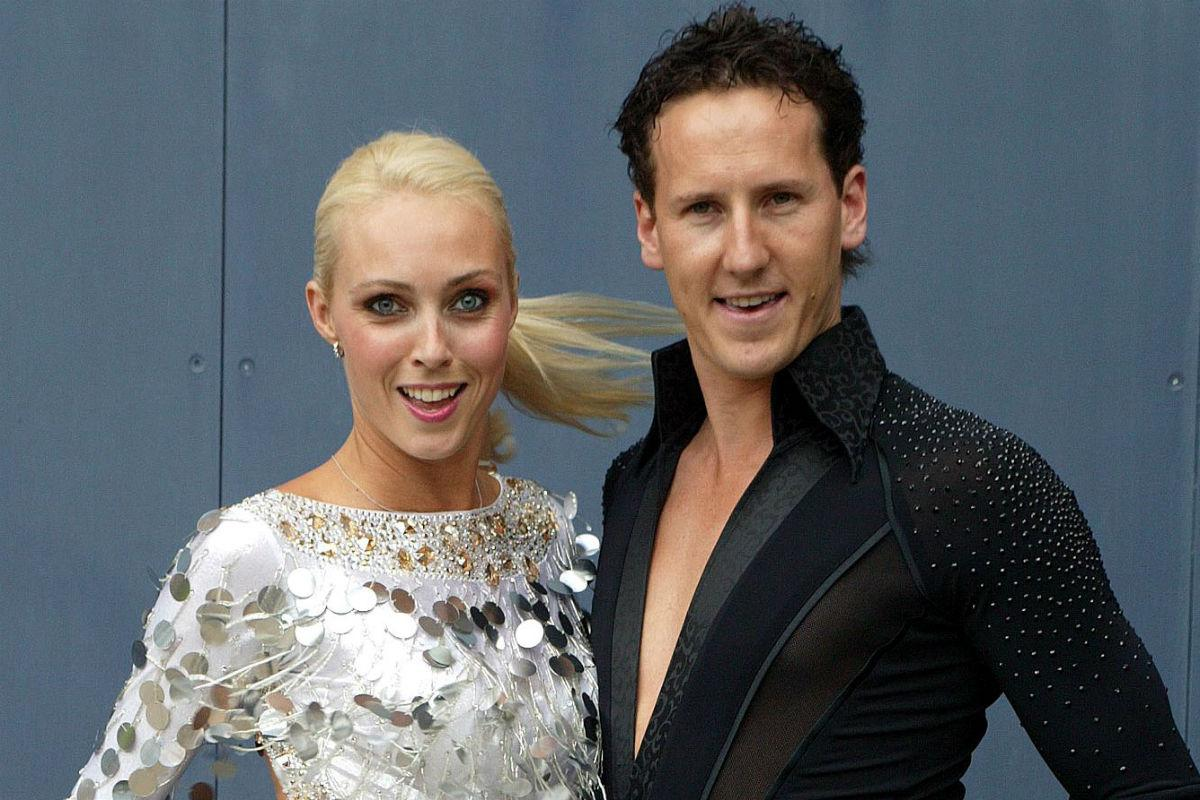 <p>Aah, the 'curse of Strictly'. All that close-quarters rumba action between Brendan Cole and newsreader Natasha Kaplinsky on the BBC dance show drove a wedge between Cole and his fiancée and fellow dancer Camilla Dallerup. Kaplinsky's 12-year relationship also wound up at the same time, though rumours on an affair between first series winners Cole and Kaplinsky were denied.</p>