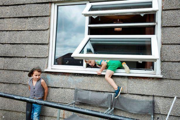 The children can do what they want, when they want to. Photo: Channel 4