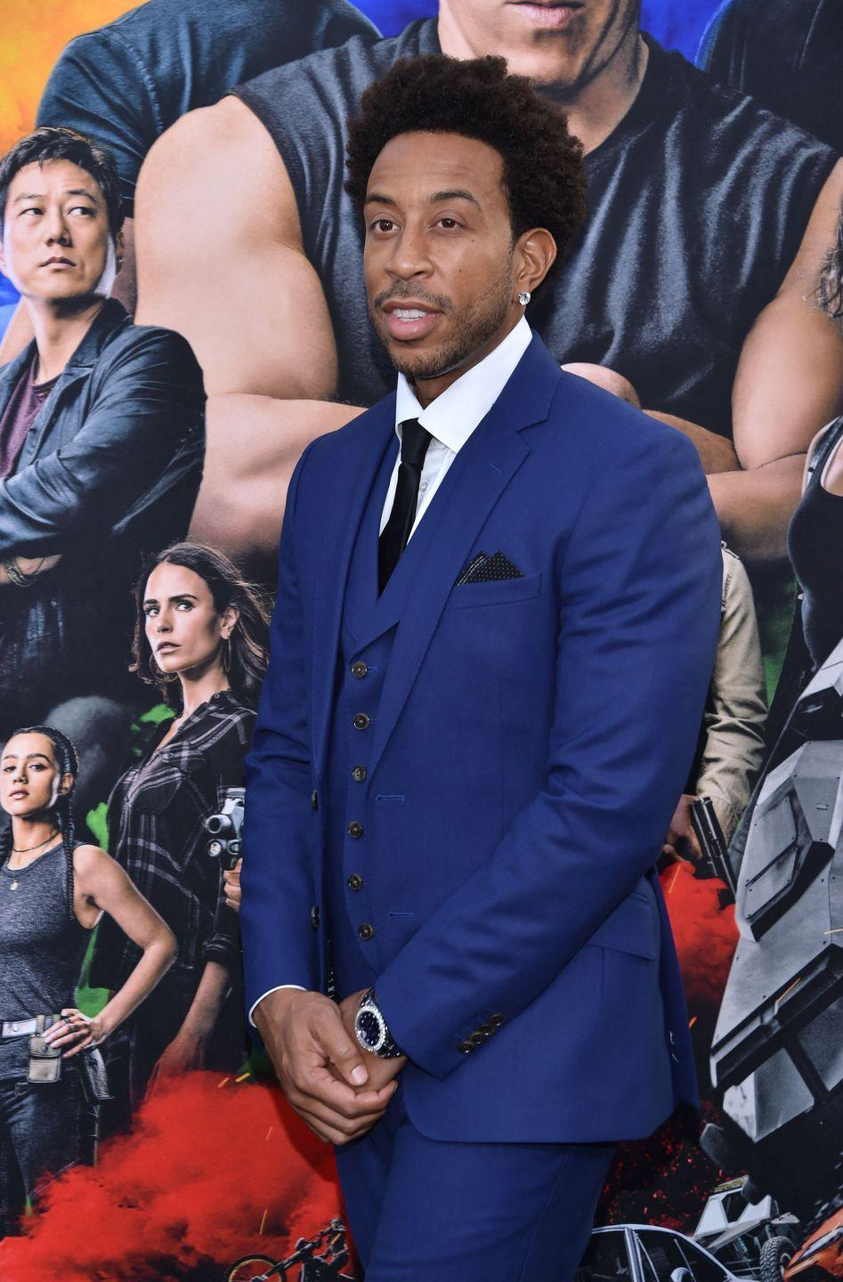 <p>The rapper/actor has now played Tej Parker in six of the <em>Fast </em>films. Ludacris continues to balance his music career with acting credits. </p>