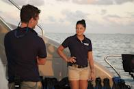 "<p>All crew members <a href=""https://belowdeckmediterranean.castingcrane.com/"" rel=""nofollow noopener"" target=""_blank"" data-ylk=""slk:must be at least 21 years old"" class=""link rapid-noclick-resp"">must be at least 21 years old </a>to join the show. So if you don't meet the minimum yet, hold off for a season or two before you apply.</p>"