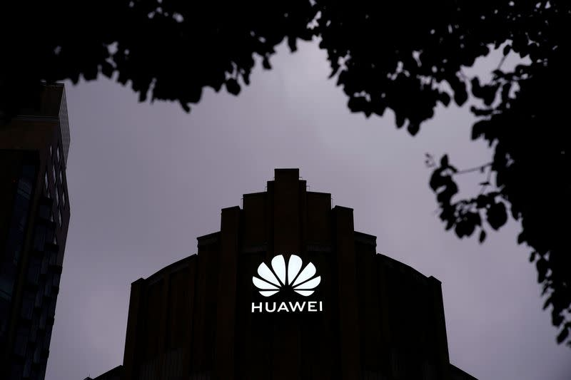U.K. ban looms over Huawei as revenue growth lags amid U.S. pressure