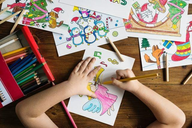 5 Creative Ways To Repurpose Coloring Books
