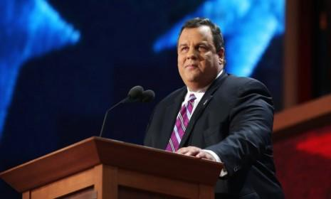 Less than three months ago, Chris Christie gave the keynote speech at the Republican National Convention. But after rhetorically embracing Obama, he's persona non grata in the GOP.