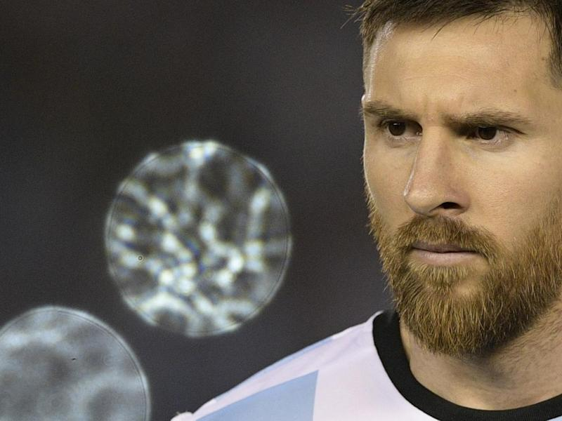 Argentina are too dependent on their star man (AFP/Getty )