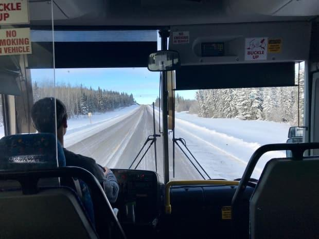 The federal government announced new funding for rural transportation services in March, but Cassidy says he doesn't know whether intercity buses will be included.