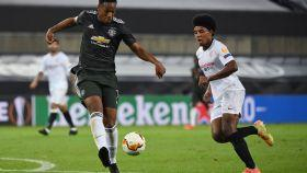 Jules Kounde to Manchester United