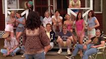 "<p>This ensemble-driven cult classic spoofed raunchy '80s teen comedies and made stars out of Elizabeth Banks, Amy Poehler, Bradley Cooper, and Paul Rudd. And Netflix has revived the film with the full original cast in two spinoffs, starting with 10 Years Later.<br></p><p><a class=""link rapid-noclick-resp"" href=""https://www.netflix.com/watch/80117710?trackId=13752289&tctx=0%2C0%2C977ea17b-accd-497f-82ad-8efd894fa4da-64034325%2C%2C%2C"" rel=""nofollow noopener"" target=""_blank"" data-ylk=""slk:Watch Now"">Watch Now</a></p>"