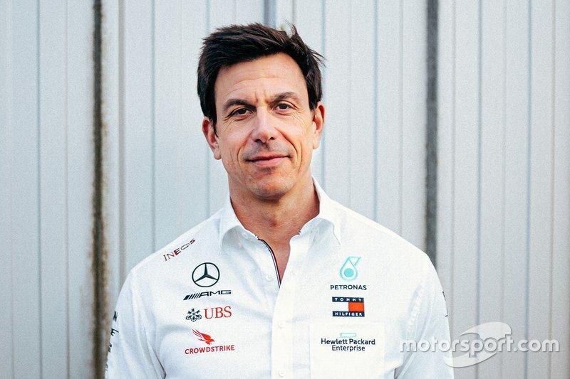 """Toto Wolff, Mercedes AMG F1 Director of Motorsport <span class=""""copyright"""">Mercedes AMG</span>"""